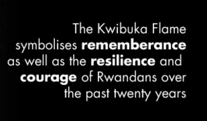 Kwibuka Flame Meaning