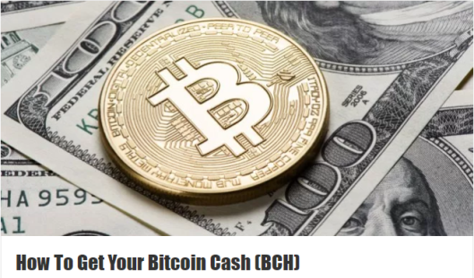 Bitcoin Cash 2017