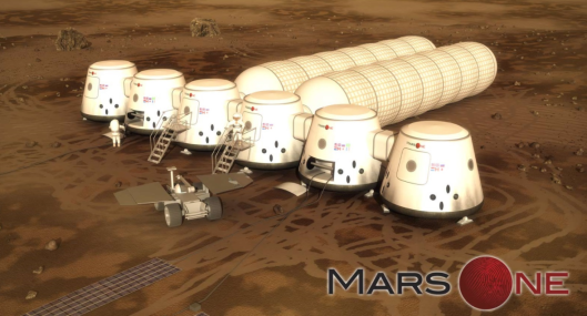 Mars One Project Set up 2017